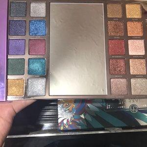UD HEAVY Metals eyeshadow palette
